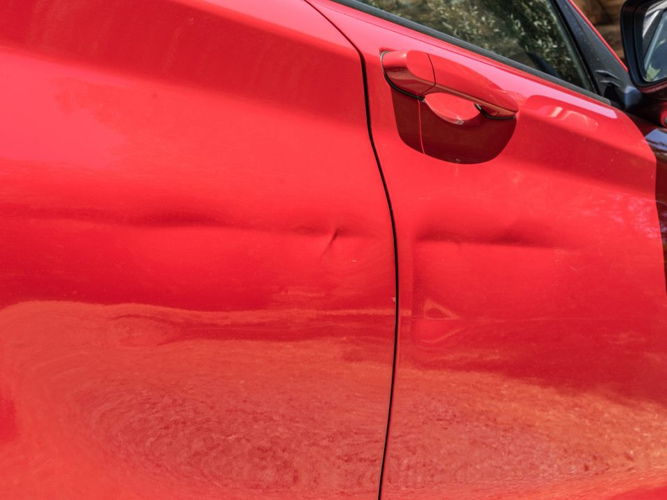 Paintless Dent Repair El Cajon