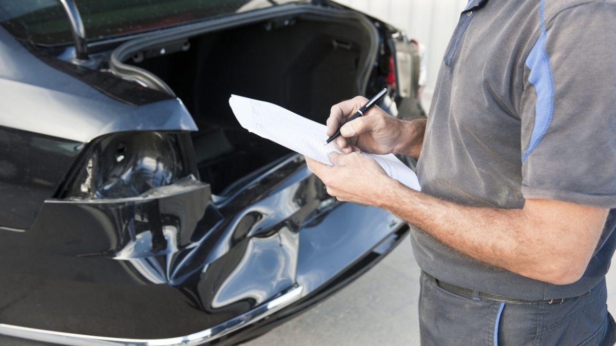 collision repair shop El Cajon